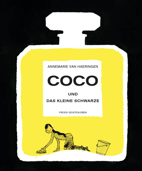 """© Verlag Freies Geistesleben, """"Coco und das Kleine Schwarze"""""""