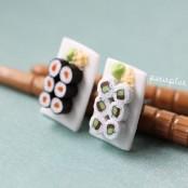 Sushi; Foto: petitplat