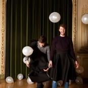 Sebastian und Maik hatten sichtlich Spaß; Foto: Lisa Notzke
