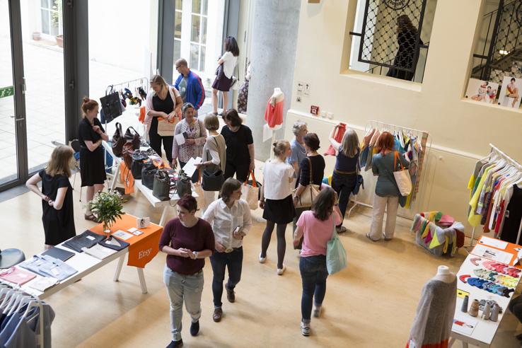 Der Ideenmarkt für Fair Fashionistas.