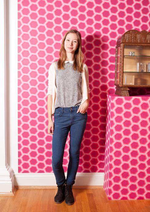 Kragen ist Trend Foto: Lisa Notzke