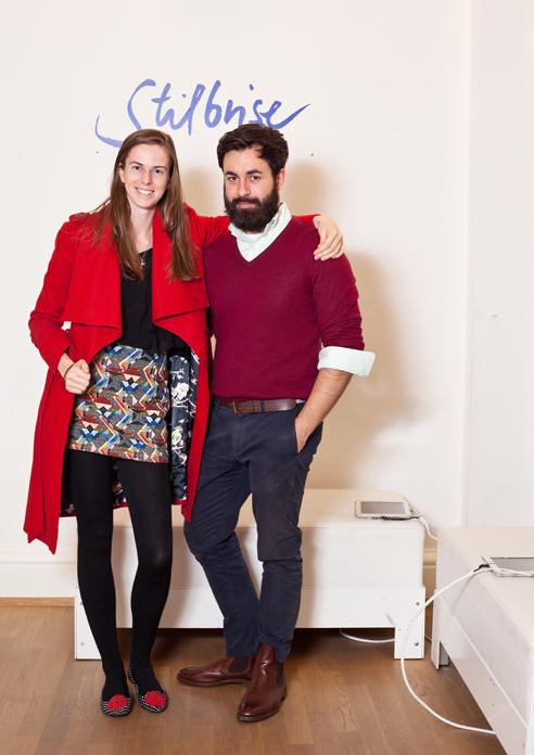 Trendfarbe Rot für die dunkle Jahreszeit Foto: Lisa Notzke